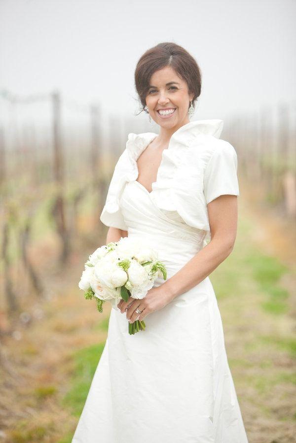 Siri wedding dress