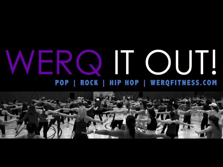 WERQ It out! #dance #fitness #hottest #werq #werqout www.werqfitness.com