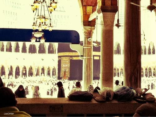 Alhumdulilah, MashAllah   Memories from my first Umrah  Taken with iPhone
