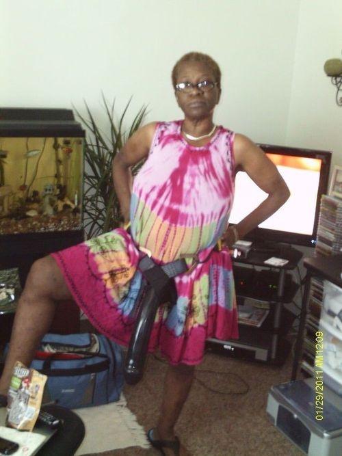 Granny's Packin'....