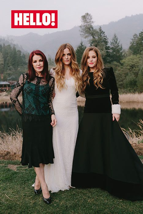 Riley Keough's stunning wedding pictures - Photo 1 | Celebrity news in hellomagazine.com