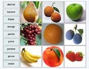 French Fruit. Can use this for Gr.6 Healthy Eating Unit.  Online interactive site!
