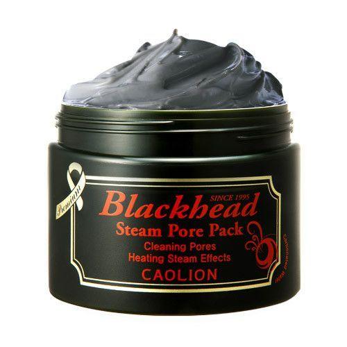Caolion Blackhead Steam Pore Pack - 100g - Peach & Lily