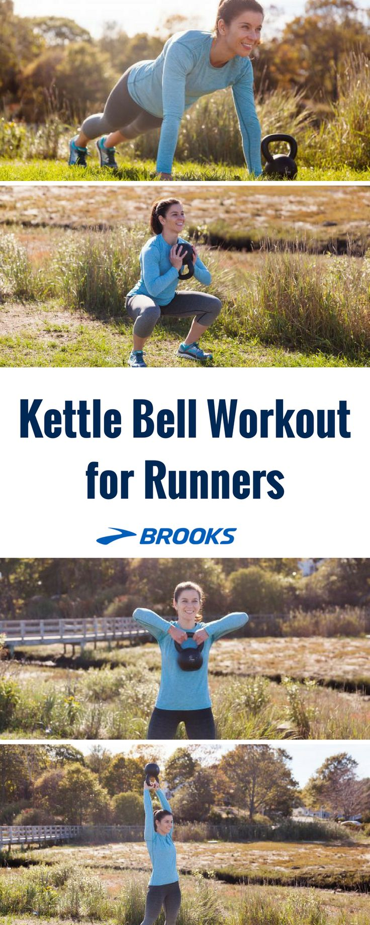 Full Body Kettle Bell Workout For Runners   The Brooks Running Blog  Running Workouts   Running Motivation   Running Tips