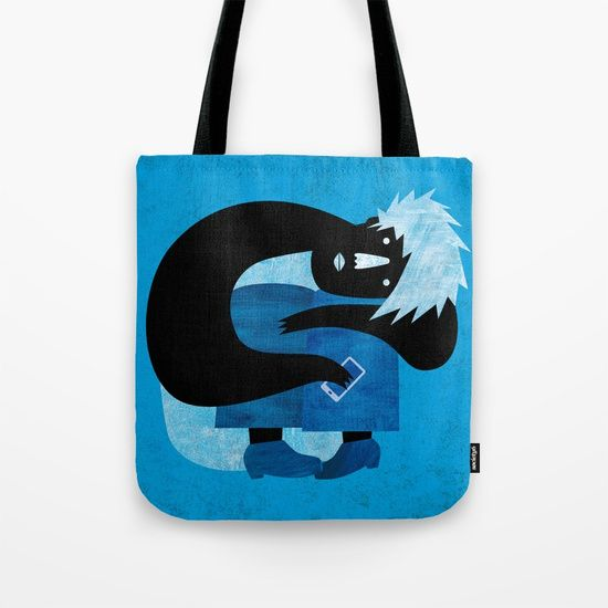 Lonely Tote Bag by Inmyfantasia