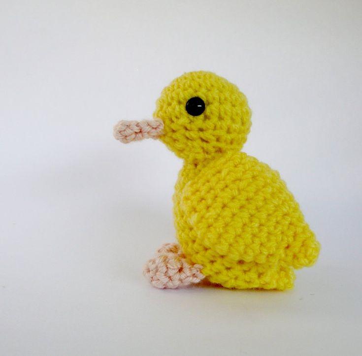 Canary Amigurumi by ~e1fy on deviantART
