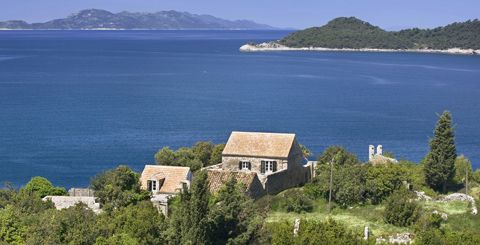 Image result for croatian house
