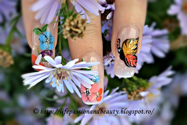Life, passion and beauty: Nail Art: The power of colour