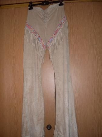 Индейские штаны