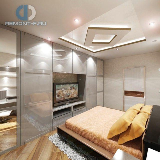 Фото спальни в стиле конструктивизм