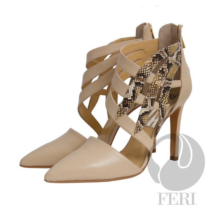 Global Wealth Trade Corporation - FERI Designer Lines FERI - Adrianna - Shoes