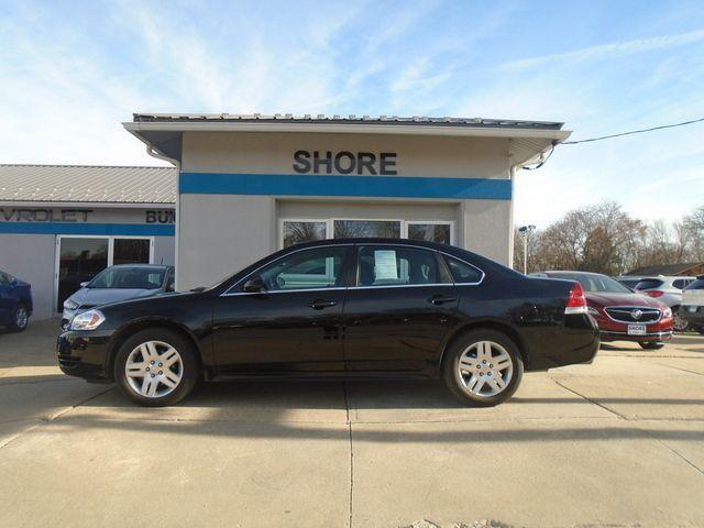 2016 Chevrolet Impala Limited  - Shore Motor Company