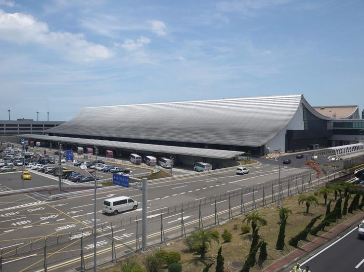 Norihiko Dan and Associates · Taipei Taoyuan International Airport  Terminal 1 Redevelopment. Taiwan