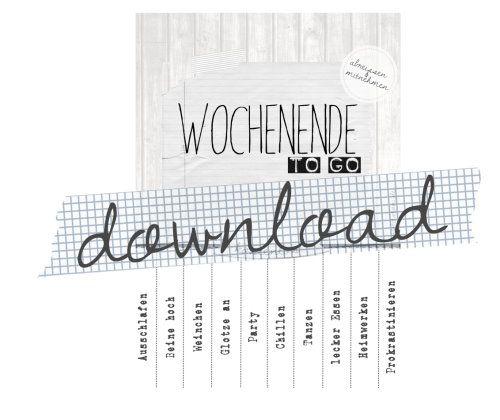 Download Wochenende ToGo