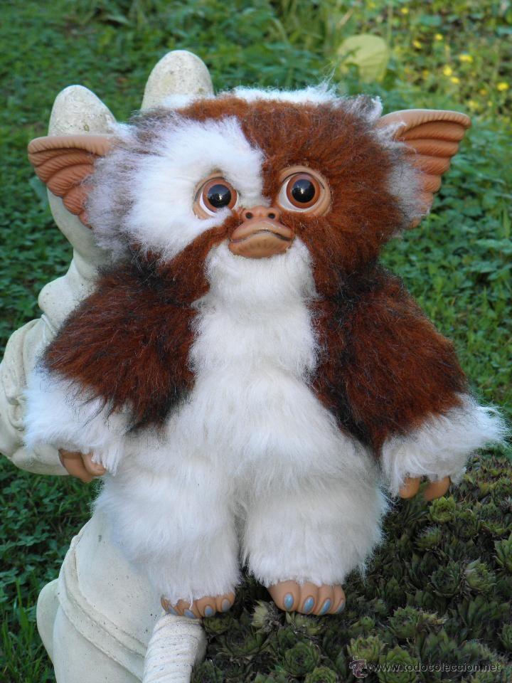 Muñeco peluche Gizmo de los Gremlins de Quirón