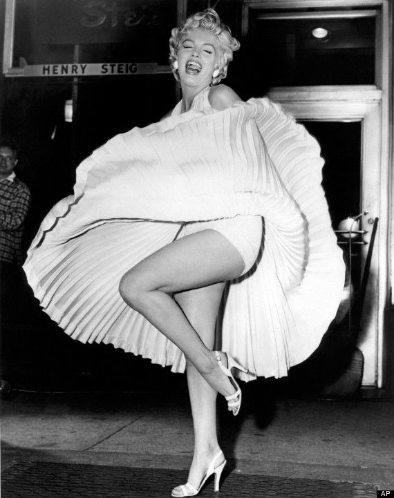 marilyn monroe seven year itch classic photo!