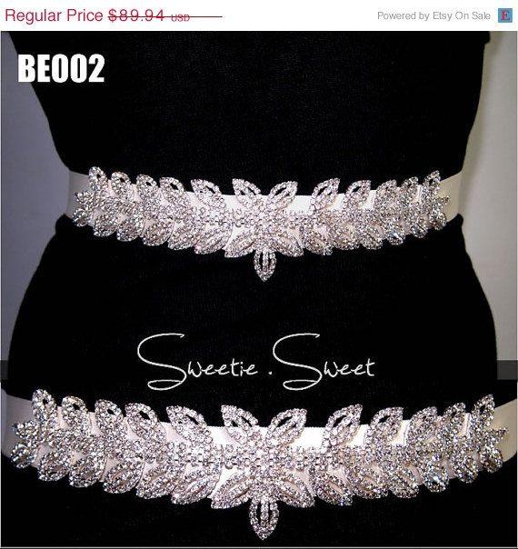 SALE 30 OFF Bridal Sash belt Sash belt, Rhinestone Sash Belt by SweetieWorkshop on Etsy, $62.96
