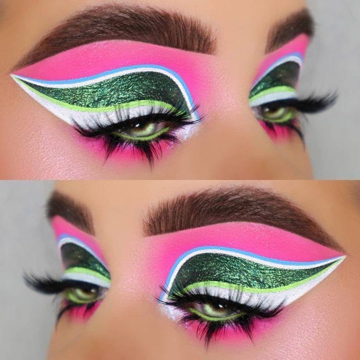 Creativemakeup Makeup Makeupart Makeupartist Coolmakeup