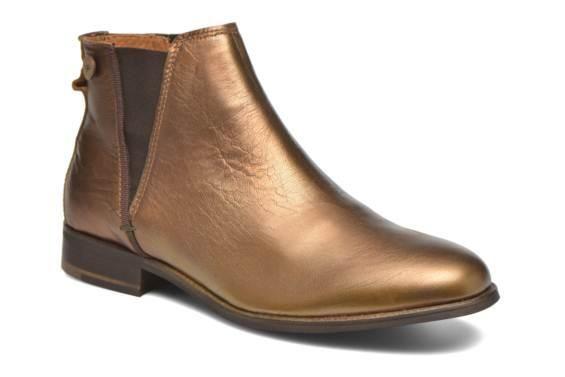Bottines et boots Cherry Faguo vue 3/4
