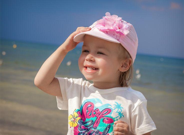 Summer TUTU cap for sunny weather... Letnia czapka TUTU na słoneczną pogodę...