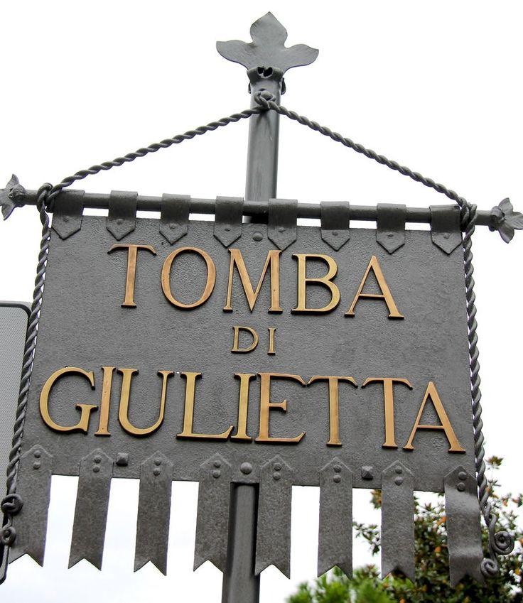 grób Julii - Tomba di Giulietta - Werona
