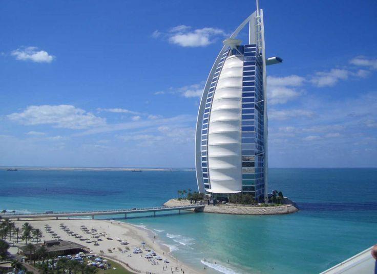 Burj Al Arab, hotel 7 estrelas