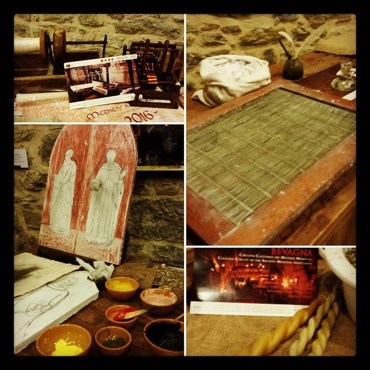 Mestieri medievali a Bevagna  #kialacamper #kialaontheroad #rvtrip #rvtravel #igersumbria #umbria #bevagna