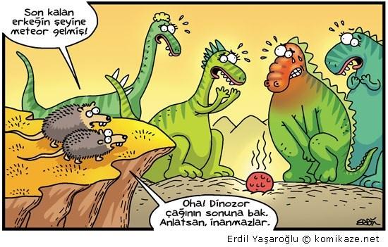 Dinozor - Erdil Yaşaroğlu