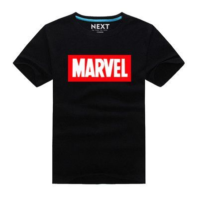 2015 NEW Brand Marvel t Shirt men tops tees Top quality cotton Casual men tshirt marvel t shirts men clothing free shipping