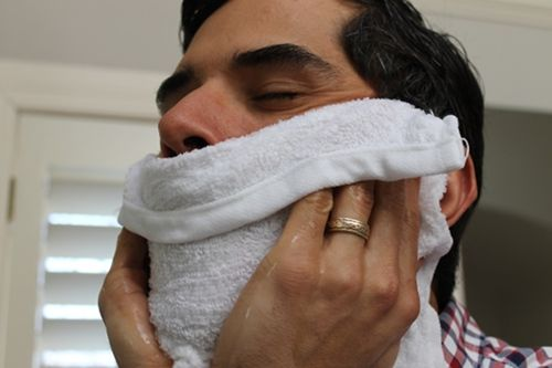 How to Create a Barbershop Hot Towel at Home