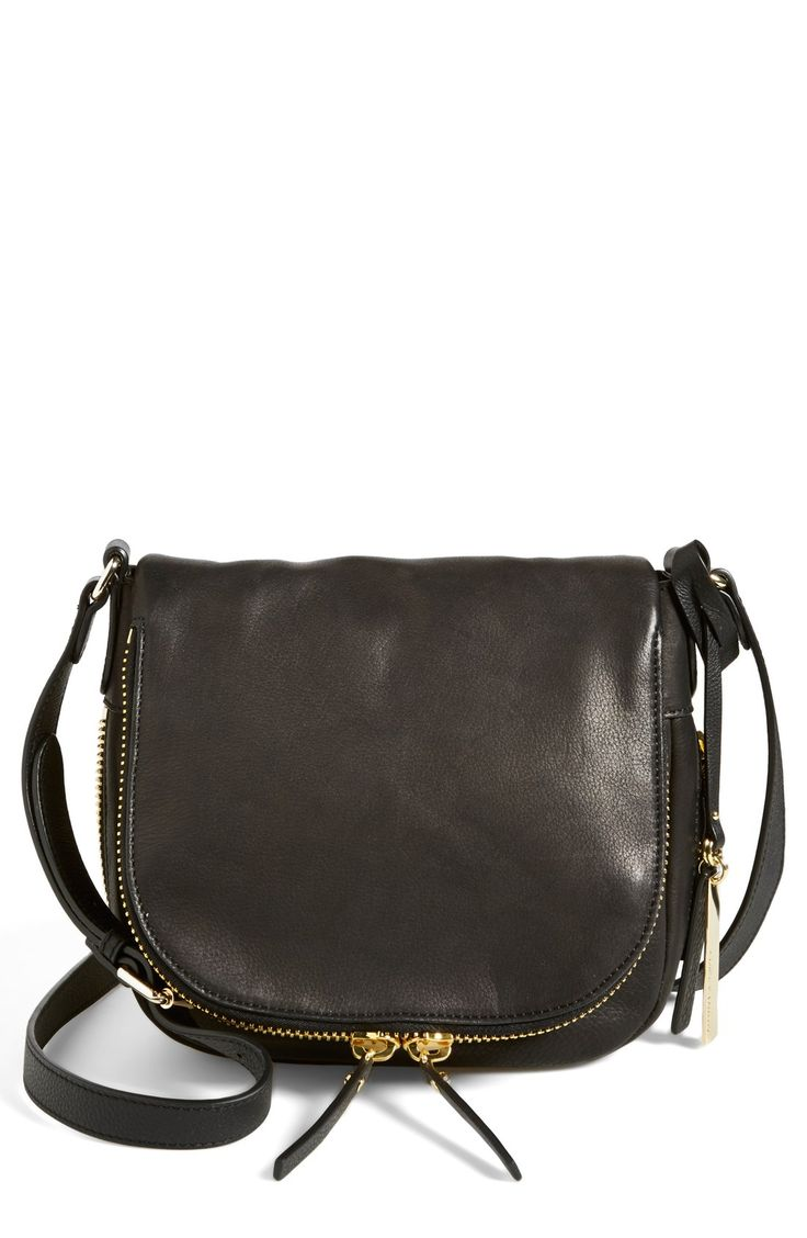 This svelte crossbody purse is going to be the go-to bag this autumn.