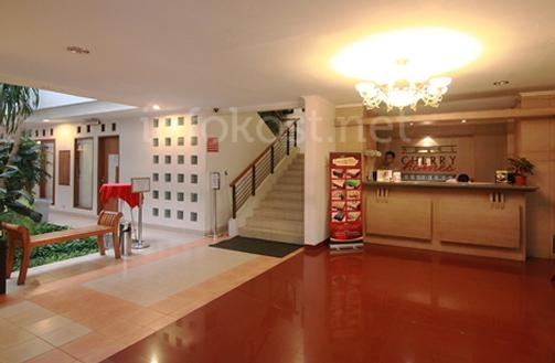 Cherry Homes Residence lobby.