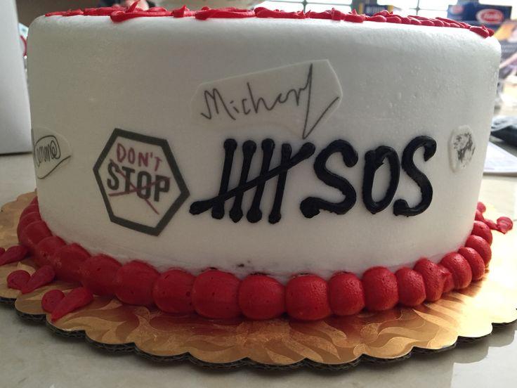 5 SOS birthday cake #5sos #5secondsofsummer #5sosbirthday #michaelclifford #lukehemmings #calumhood #ashtonirwin #hemmo1996 #5secondsofsummerbirthday #hemmings #clifford #hood #irwin #birthday #5soscake #luke #calum #michael #ashton #cashton #mashton #lashton #cake #muke #malum #drfluke #calpal #mikerowave #smash #5sauce #cliffoconda