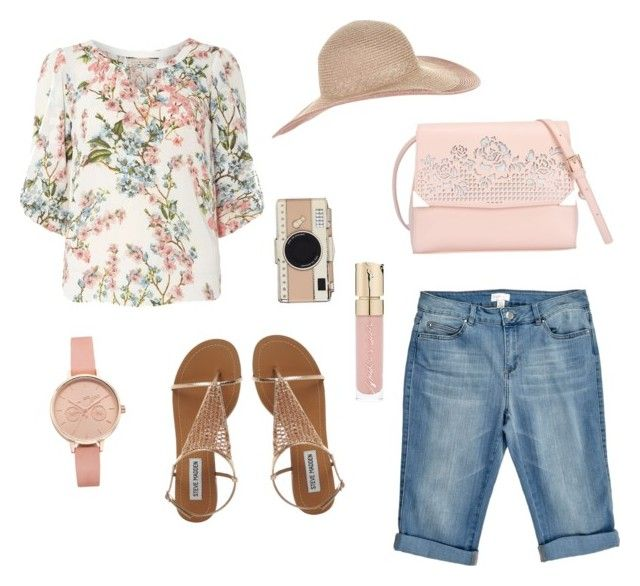 Rose Gold - so pretty by lorainejh on Polyvore featuring polyvore, fashion, style, Billie & Blossom, Kate Spade, Accessorize, Smith & Cult, LYDC and clothing