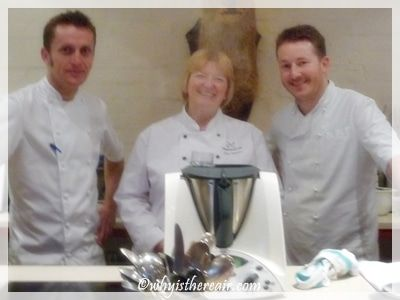 A recap of the 2010-2011 series of Thermomix Masterclasses by UK Thermomix, with Alan Murchison and Chris Horridge at The Fine Dining Academy