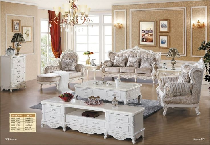 2232.00$  Buy now - http://alimzp.shopchina.info/go.php?t=32503921155 - Chaise Sectional Sofa Sofa Direct Factory Special Offer European Style Antique No In Hot Sale Luxury Euro Classic Furniture Set   #magazineonline