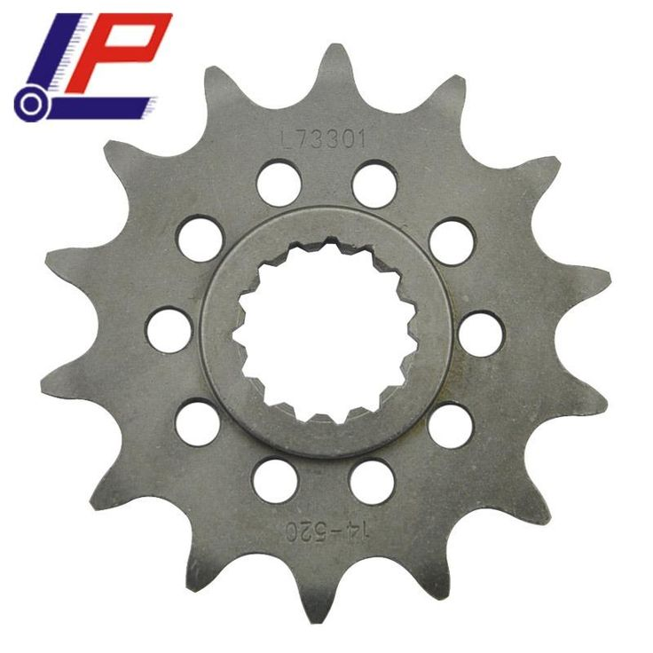 [Visit to Buy] Motorcycle Front Sprocket 14T For KTM Off Road 350EXC-F,360/380/400/420/450EXC Enduro/MXC Racing/SX Motocross,495,500,505,520 #Advertisement