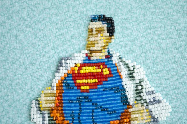 Mr Músculo y Superman