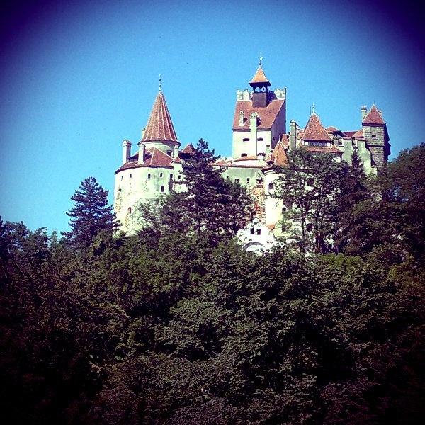 Castle Dracula, Transilvania, Romania
