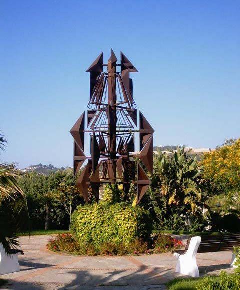 Sculpture by Cesar Manrique