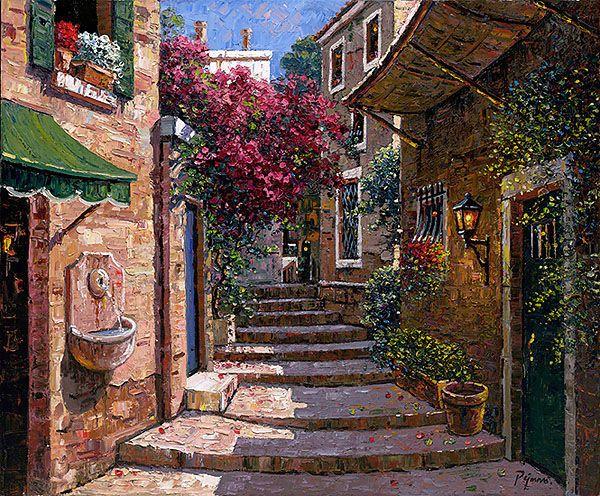 Grecian Village