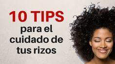 Aprende a cuidar el cabello rizado con estos tips ;) #cabello #rizos #colochos #crespo #cuidadocapilar #mujeres #tips #consejos #afro #grueso #cabelloabundante #thick #curly #kinkyhair #pelo