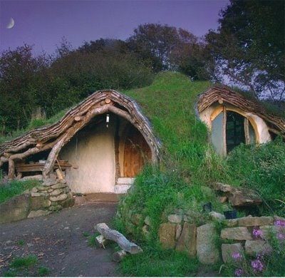 Earth Sheltered home... smart... but also TOTALLY AWESOME! Bob and I hope to be able to do this someday