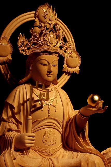 七面大菩薩像