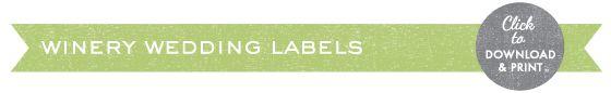 Winery Wedding Invitation   Free Printable Wine Labels http://www.elli.com/blog/wp-content/uploads/2013/05/WineryWeddingLabels.pdf