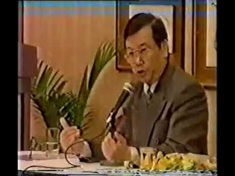Ganoteraphy  - benefits of mushrooms on human health by dr Lim (part 1)