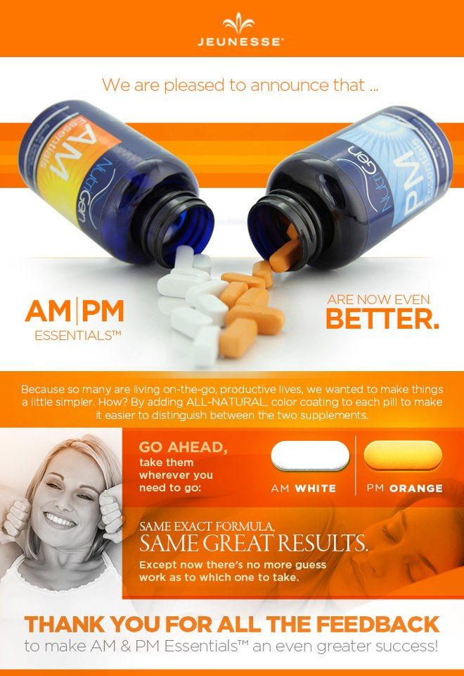 Order your Jeunesse Products online @ www.turnbacktimeinstantly.ca and start feeling great today!