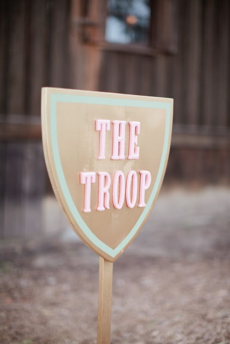 Troop Beverly Hills inspired bridal shower!