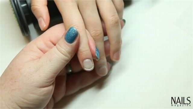 Troubleshooter: Gel-Polish French Manicure Application
