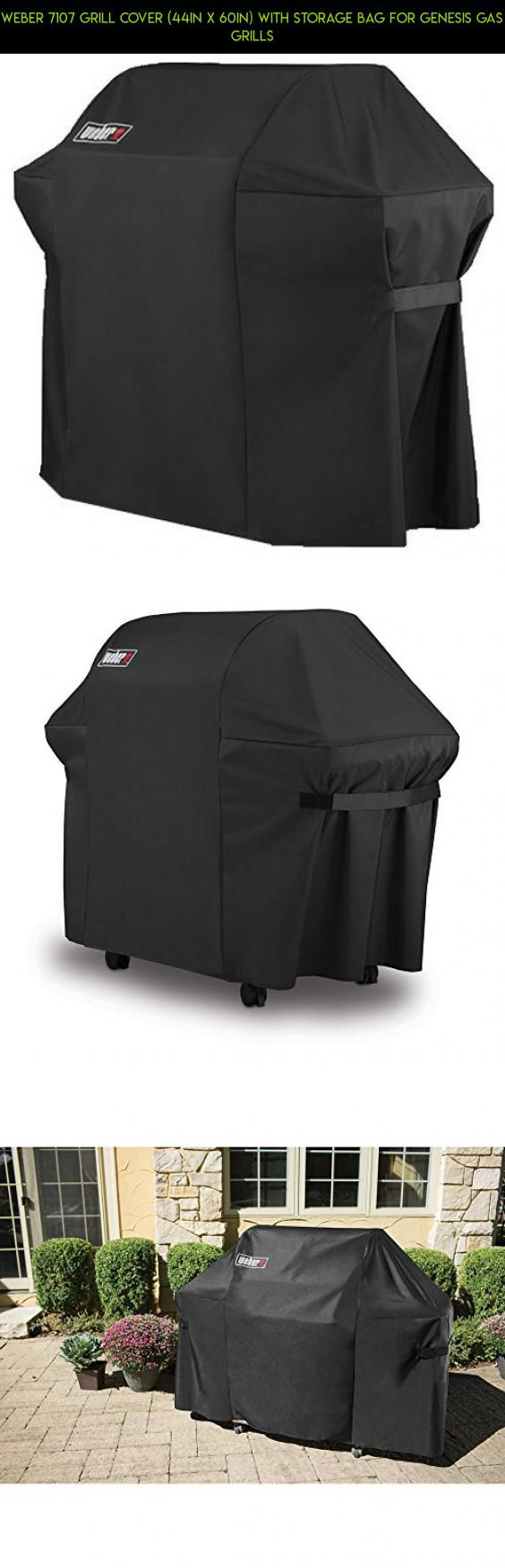 Weber 7107 Grill Cover (44in X 60in) with Storage Bag for Genesis Gas Grills #shopping #tech #grills #parts #plans #products #racing #technology #drone #under #camera #gadgets #kit #fpv #100